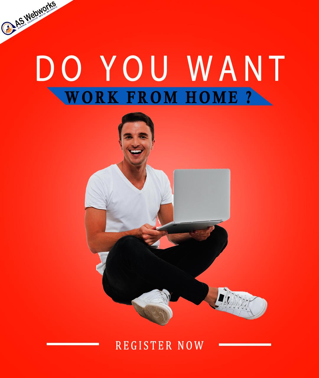 work from home - AS Webworks